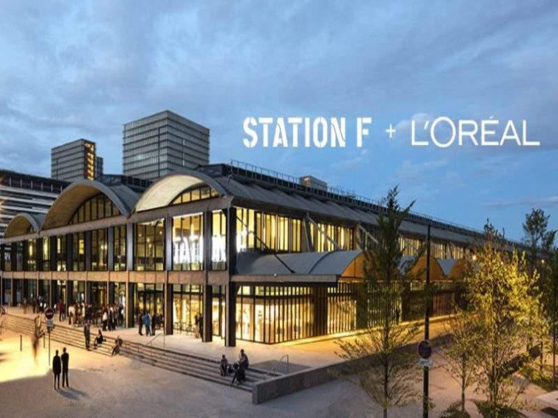 Loreal - STATION F - NEWS