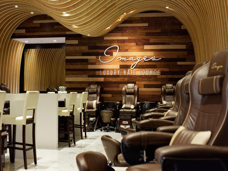 Images Luxury Nail Lounge opens new salon in Southern California, US ...