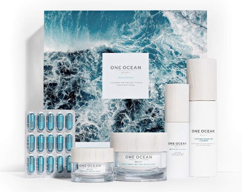 One Ocean Beauty collection