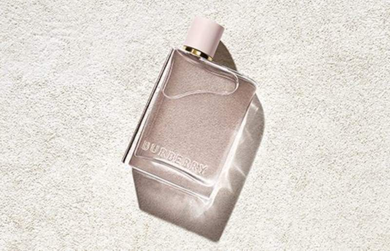 New fragrance for women, Burberry Her.