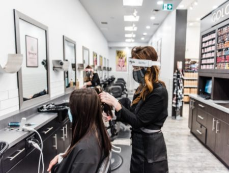 Canada's Chatters Hair Salon reopens salons with new safety protocols