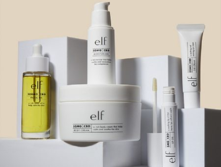 e.l.f. Beauty adds new CBD collection to skincare portfolio