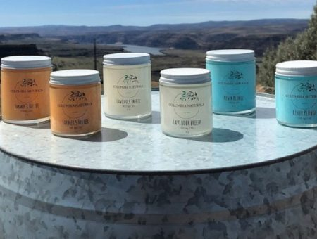 Columbia Basin Hemp unveils new line of CBD topicals