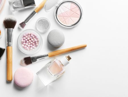 Top ten cosmetics companies in the world
