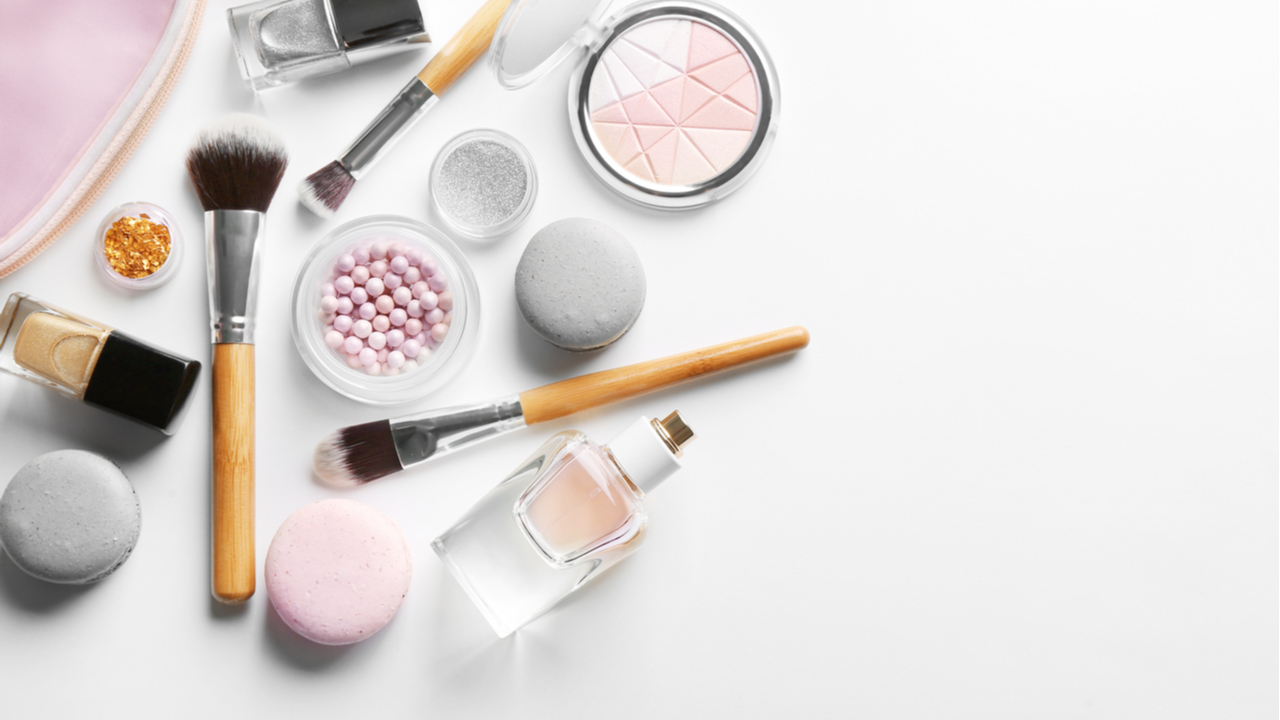 Top ten cosmetics companies in the world